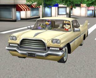 2 Dope Boyz in a Cadillac by iWarz507