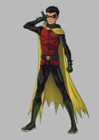 Robin by IBlackWolf