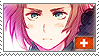 APH Switzerland Stamp by megumar