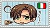 Romano, Stamp by megumar