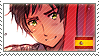APH Spain Stamp by megumar