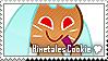 Ninetales Cookie Stamp - Cookie ver. by megumar