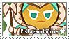 Pistachio Cookie Stamp by megumar