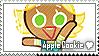 Apple Cookie Stamp by megumar