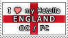 APH I love my England OC Stamp by megumar