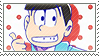 Osomatsu Stamp by megumar