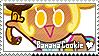 Banana Cookie Stamp by megumar