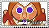 Pancake Cookie Stamp by megumar