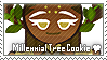 Millennial Tree Cookie Stamp by megumar