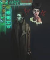 Blade Runner by Asidpk