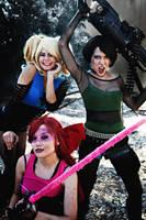 The Powerpuff Girls by DuysPhotoShoots