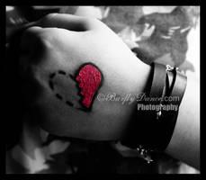 Shape Of My Heart by BarflyDance