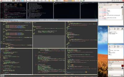 Desktop - 2007.11.20 - Ubuntu by codito