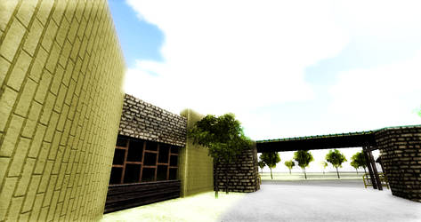 The Swindler Alley - Arrival (Project) Pic.3 by Z4urce