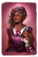 Urban Princess by Petite-Madame