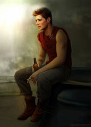 Rebel Without a Cause - Young Jensen by Petite-Madame