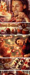J2 - Merry Xmas Y'all by Petite-Madame