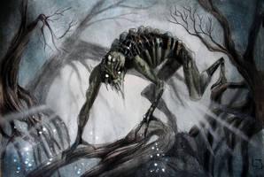 Nightfall Predator by SHADE-LJ