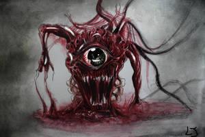 Cursed Flesh by SHADE-LJ