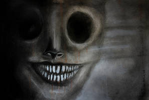 Smile in the dark by SHADE-LJ