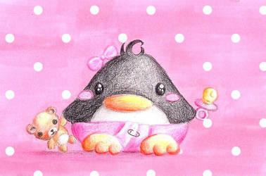 Baby Penguin By B Keks On Deviantart