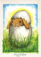 Happy Easter 2014 by B-Keks