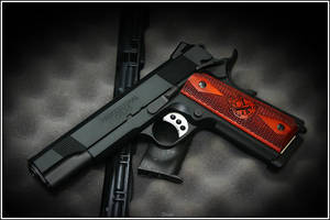 1911 MEU by Drake-UK