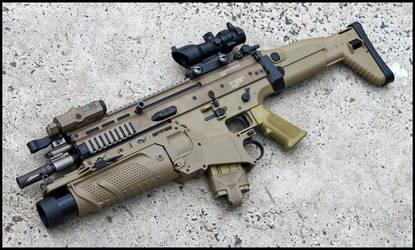 FN SCAR POWER by Drake-UK