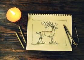 Creature by enfanir