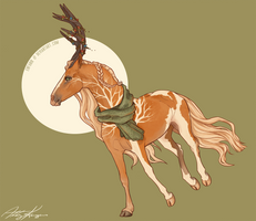 Why Are You So Far From Me by enfanir