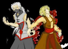 Kiriban. Syrint and Moran - support me by Shuasu