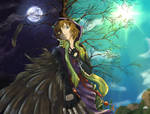 Day and Night. Flonce appearence by Shuasu