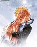 IchiHime: Reunion by Iwonn