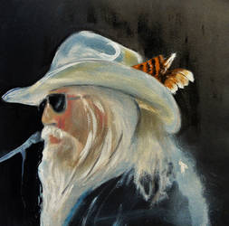 Leon Russell II by ali-loves-mo