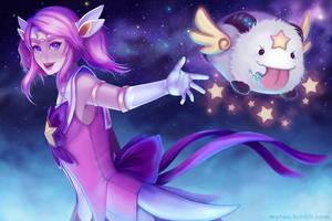 Star Guardian Lux by Mynxuu