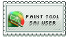 FREE Paint Tool Sai User Stamp by mirmirs