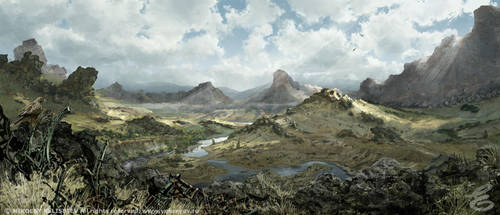 Rockshills by NikYeliseyev