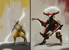 ninja by NikYeliseyev
