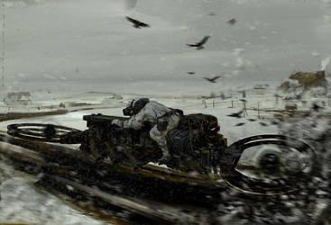 Nik Yeliseyev Strider by NikYeliseyev