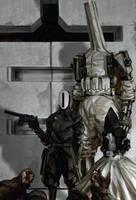 Executor by NikYeliseyev