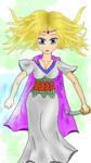 The pretty warrior by Follolam