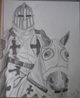 Crusader by xBinaryStarx