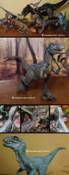 Raptor Repaints by kosmonauttihai