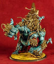 Trollblood Mountain King by StudioSFS