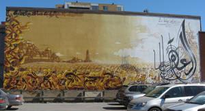 Montreal Graffiti by MissReketoma