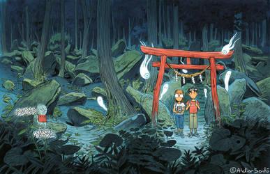 ONIBI - carnets du Japon invisible by Atelier-Sento