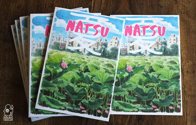 Natsu - travel diary by Atelier-Sento