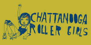 chattanooga roller girls by fend