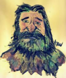 Garth Greenhands by KINGOOB