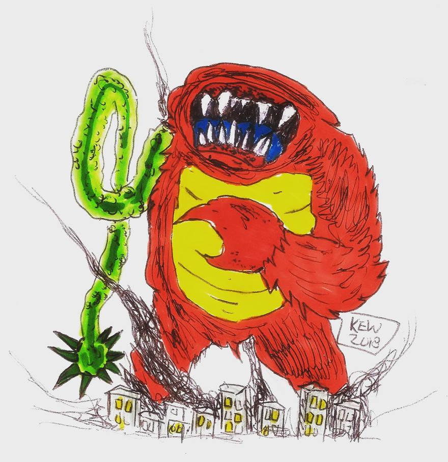 Kaiju!! by KINGOOB